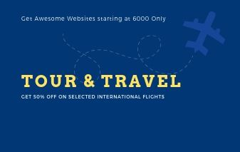 Tour and Travel Website Template Collection