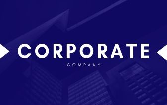 Corporate Website Theme